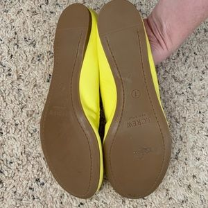 J. Crew Shoes - J crew Cece ballet flat made in Italy size 7